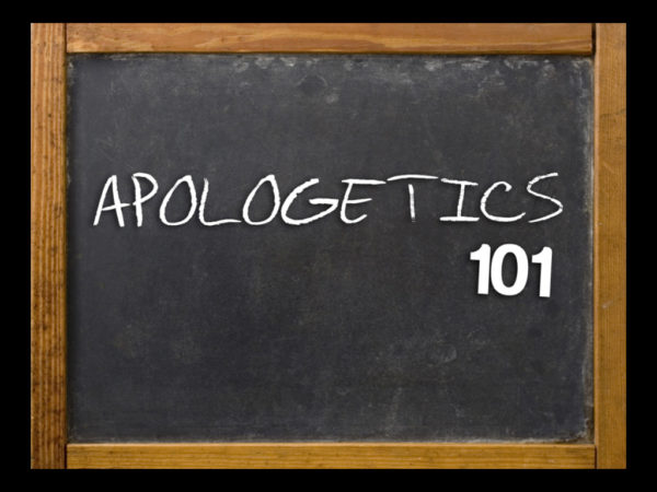 Apologetics 101: The Deity of Christ - Did Jesus Claim To Be God? Image