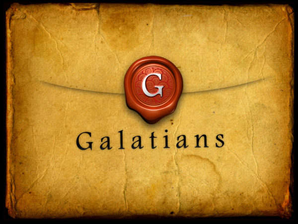 Study Of Galations 1:10-24  Lesson 2 Image