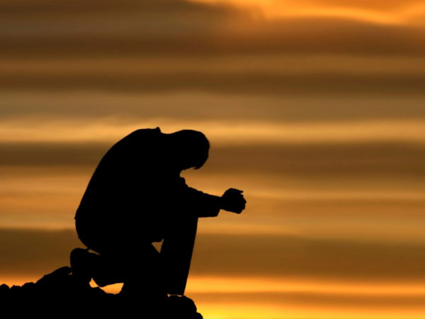 Failing To Pray Or Failure At Prayer Image