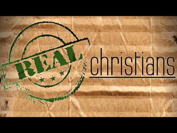 Real Christianity: False Ways, Phony Preachers and a Faithless Foundation Image