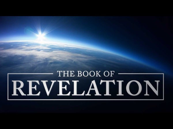 Study Of Revelation - 1:8-20  Lesson 2 Image