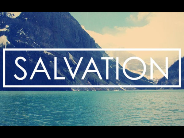 Roadsigns of Salvation #4 - Sanctification Image