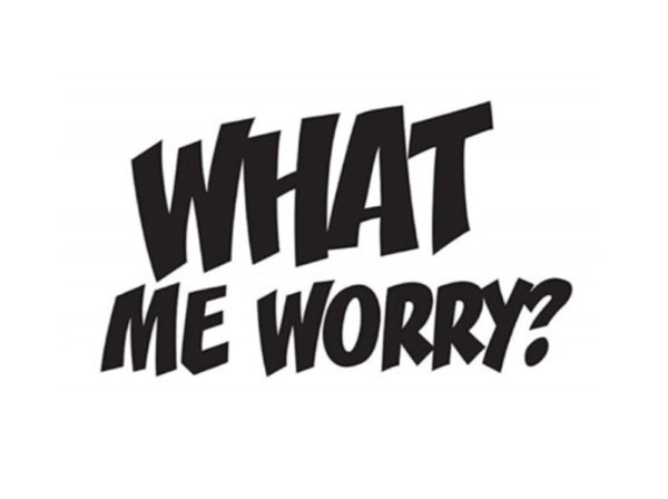 Why Worry: Be A Warrior, Not A Worrior Image