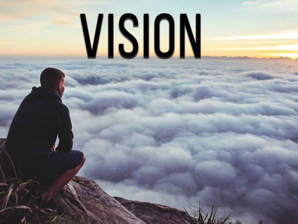Vision: A Bold Reason For Living - Part 1 (Main Service) Image
