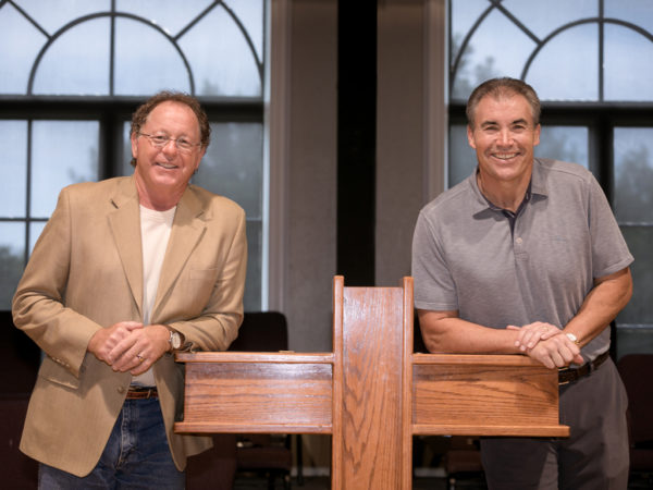 Paul Blair & Dan Fisher: Resurrection Sunday 2020 (Main Service) Image