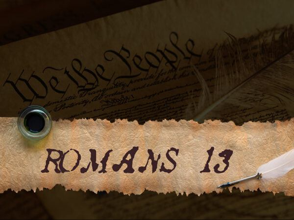 Dan Fisher - Romans 13 Image