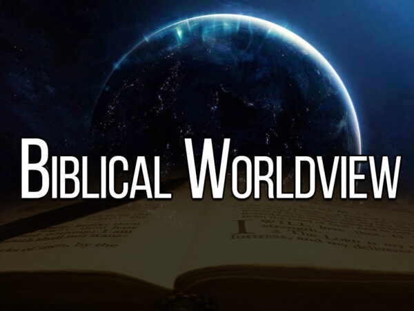 Biblical Worldview: The Law Image