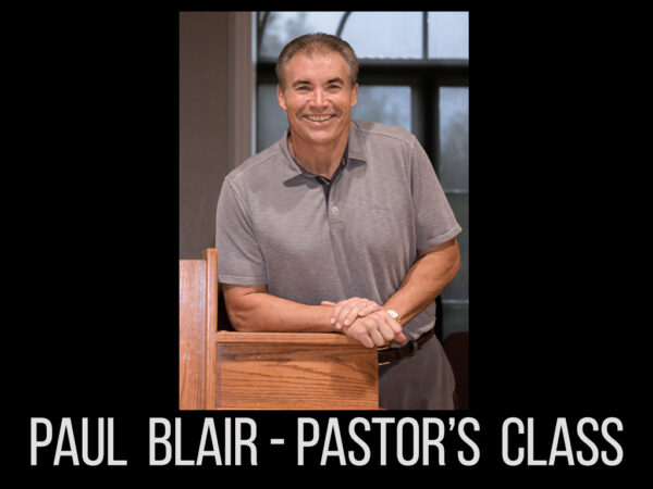 The Olivet Discourse – Part 1 (Pastor's Class) Image