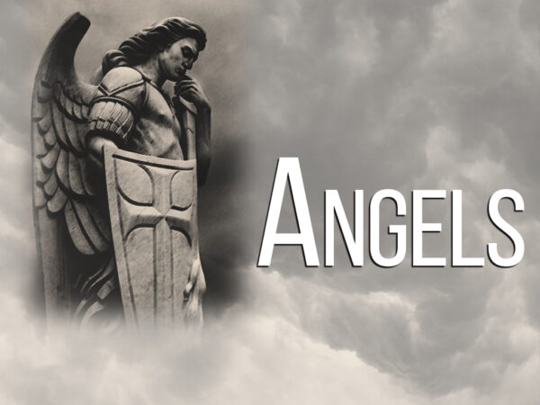 Angels Are Real - Part 1 (Pastor's Class) Image