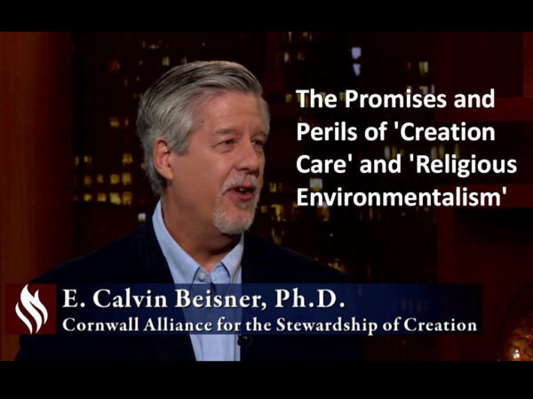 The Promises & Perils of 'Creation Care' & 'Religious Environmentalism' Image