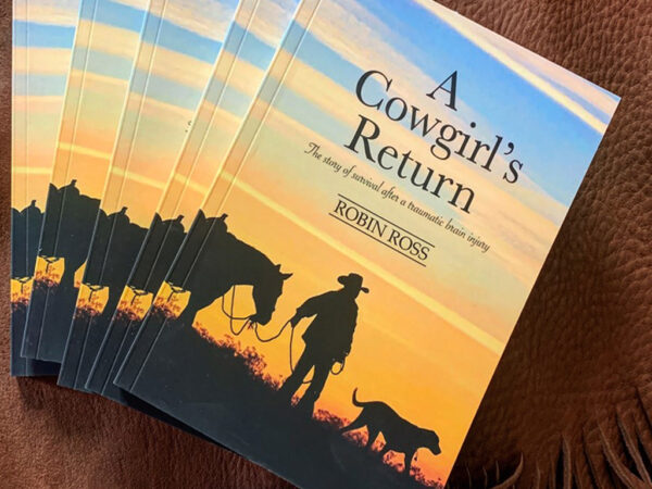 Robin Ross - A Cowgirl's Return Image
